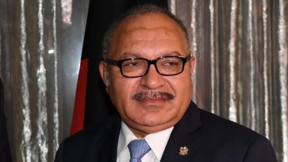 PNG turmoil as prime minister Peter O'Neill resigns