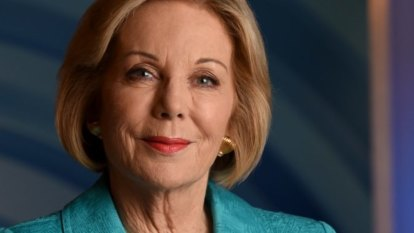 ABC chair Ita Buttrose pushes for more female CEOs