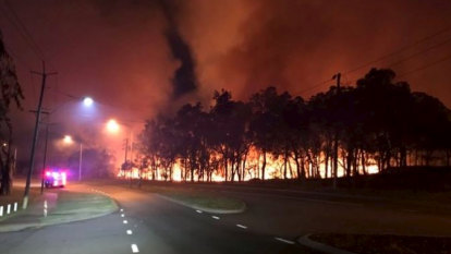 Fire breaks out at Wembley Golf Course