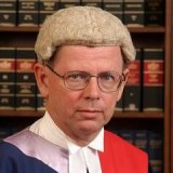 Judge John McGill delivered his valedictory speech on Tuesday after 23 years with the District Court of Queensland.