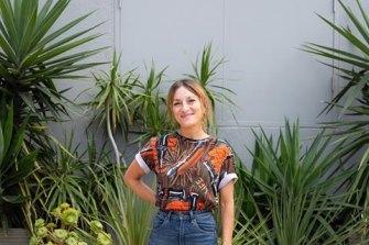 Musician Emily Ulman.