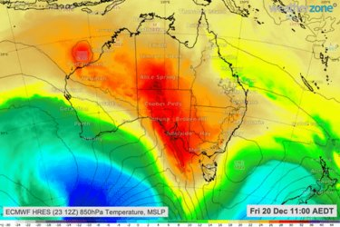 Australia is among the parts of the world experience more frequent and longer heatwaves, and the trend is accelerating as the planet warms up.