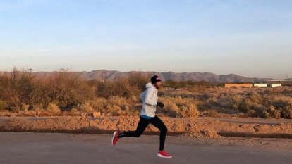 Running outside is better for you – and means you'll run further