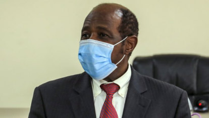 Hotel Rwanda hero arrested on terrorism charges, police say