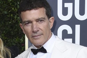 Antonio Banderas says he has tested positive for coronavirus.