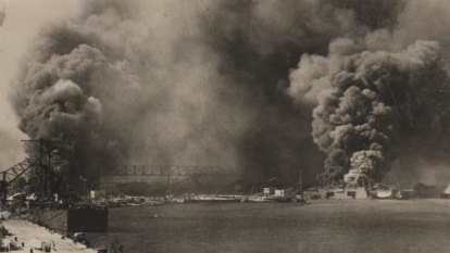 Our Pearl Harbour could become our Port Arthur moment