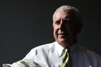 """""""The coal industry won't be owned by Australians anymore ... and that, to me, is a tragedy,"""" predicts rich-lister Tony Haggarty, who has managed and developed coal companies for four decades."""