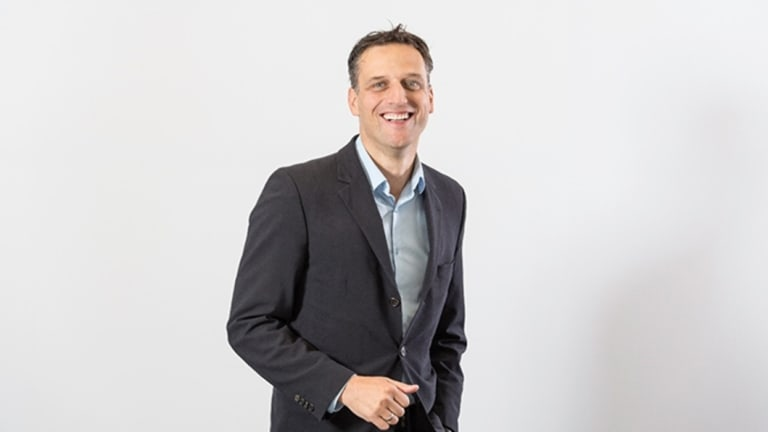 Rocco Braeuniger, Amazon's Australian country manager.