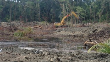 Land-clearing rates are a matter of concern for SEQ community groups