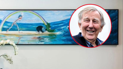 $120,000 Arthur Boyd painting stolen from John Singleton's Central Coast estate