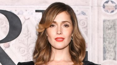 Rose Byrne says it is too soon for Louis CK to be making surprise comebacks.