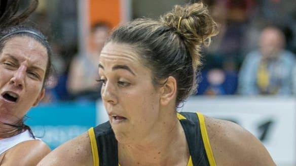 O'Hea reveals the story behind the WNBL's Lifeline Australia round