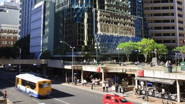 Australian Unity Office Property Fund owns  a range of office towers.