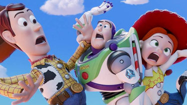 Funtastic forecast stronger revenue from products linked to Toy Story 4.
