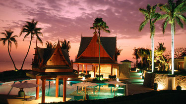 Thailand's Chiva-Som is one of the leading destinations for wellness.