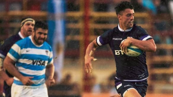 Scotland crush feeble Pumas as Argentina go from bad to worse