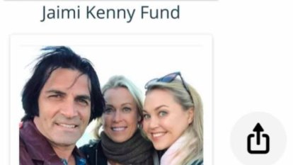 'It's disgusting': Fake fundraiser for Lisa Curry's family created after daughter's death
