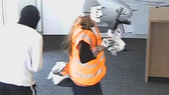 No bang in Guy Fawkes hold-up sees armed robbery charges downgraded