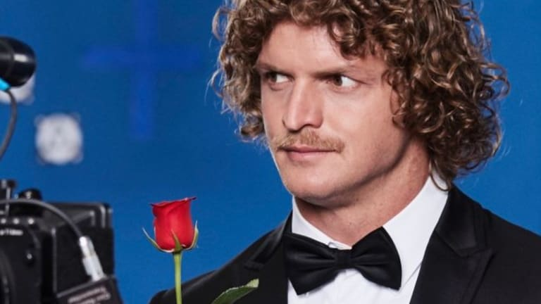 Nick 'Honey Badger' Cummins. Bloke factor: 10.
