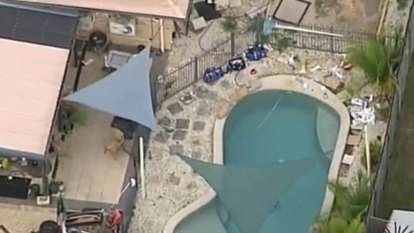 Toddler, baby critical after near-drownings in pool north of Brisbane