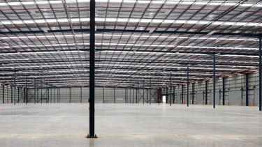 Amazon Web Services has leased a warehouse at the Goodman Bungarribee industrial estate, Eastern Creek