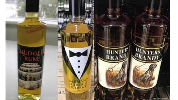 Chemical contamination fears spark liquor recall