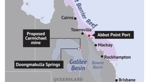 Adani's Carmichael mine approved by Queensland government