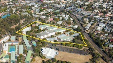 Teaching at Yeronga TAFE finished in 2012 and it was left to become rundown until it was cleared in 2018-19 for a new mixed-used development.