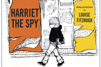 An anniversary edition of Harriet the Spy.