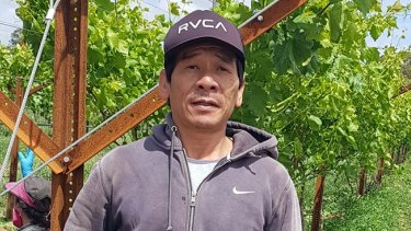 WA Police call for information death of Dinh Lam Nguyen, found in wheelie bin in Gully Brook Dam, January 25. Picture: WA Police