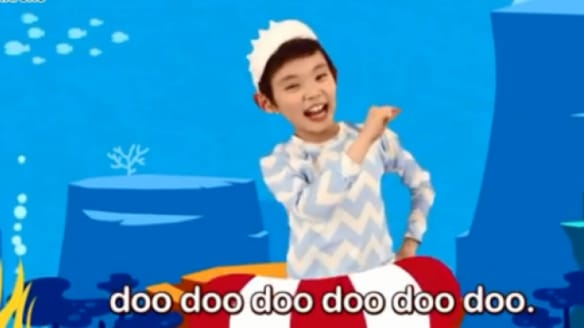 The story of 'Baby Shark': How toddlers around the world made a K-pop earworm go viral