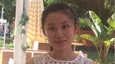 Murdered: Sydney woman Qi Yu.