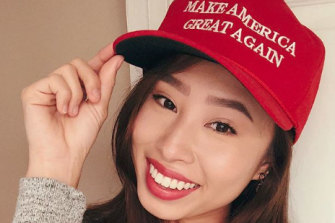 Trump-loving Miss Michigan Kathy Zhu dethroned after old 'racist' tweets surface.