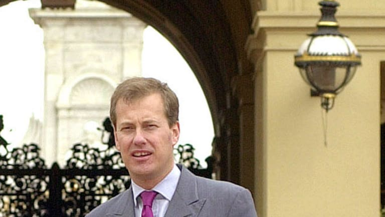 Ivar Mountbatten will soon wed his male partner - and will be given away by his former wife.