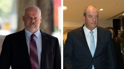 Former MP behind the scenes offering access to 'high levels of government': ICAC