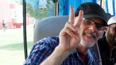 Sydney University lecturer Tim Anderson.