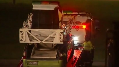 Girl, 2, fights for life after harness race accident north of Brisbane