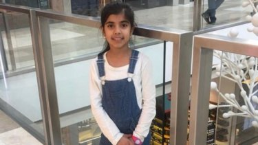 Avreet Jhinger, 8, died after she was struck by a car in Doncaster.