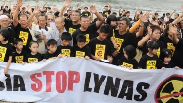Lynas said it sees value in operating cracking and leaching operations closer to its resource in Western Australia.