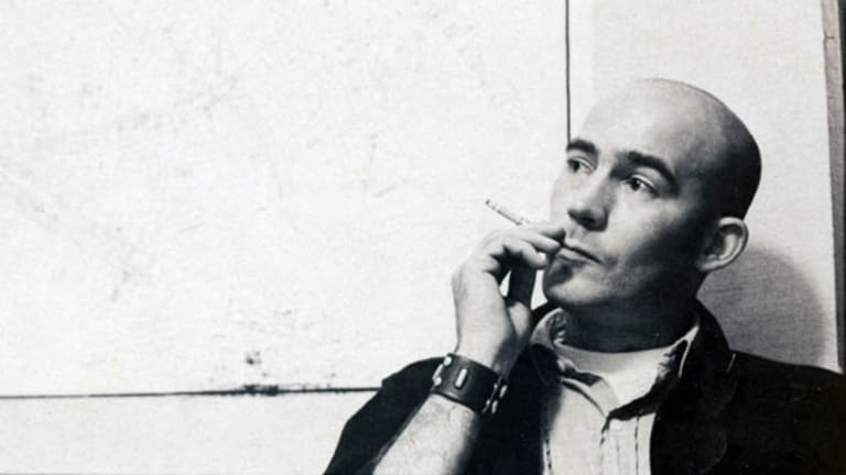 Gonzo author Hunter S. Thompson.