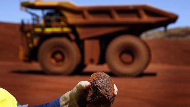 The big iron ore miners rallied hard to end the week, led by Fortescue Metals which stormed to record highs.