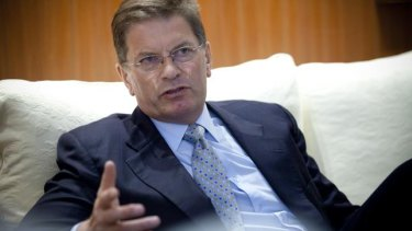 """Former Victorian premier Ted Baillieu says ventilation is """"as important as vaccination""""."""