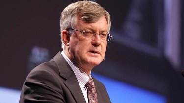 Martin Parkinson's own career has had its downs and ups.