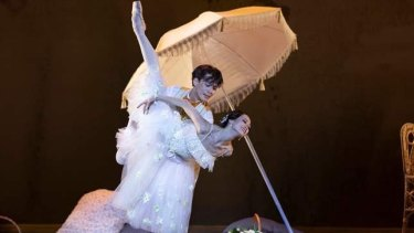 "Shanghai Ballet's ""The Lady of the Camellias"" performance will not be coming to Queensland this year."