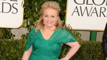Jacki Weaver is nominated for a Logie Award.