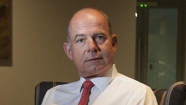 IOOF managing director Chris Kelaher under fire from prudential regulator.