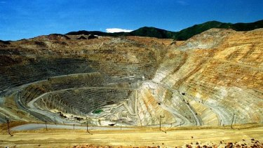 Kennecott is one of the largest gold, silver and platinum group metal operations in the US.
