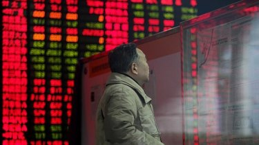 China's sharemarket was the worst performing market in the world last year.