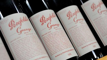 Treasury Wine Estates, the owner of Penfolds, is seeing red over a controversial research report on the wine business by a Hong Kong firm.