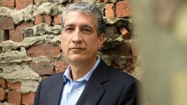 Orica chief Alberto Calderon.